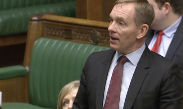 Chris Bryant in Parliament