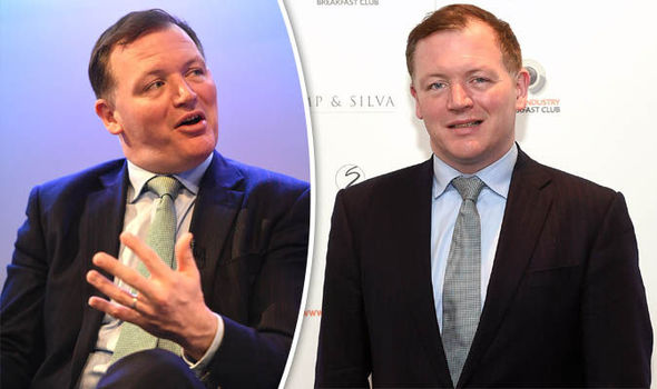 Chairman of the committee Damian Collins