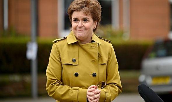 Nicola Sturgeon faces Holyrood crisis