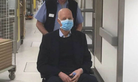 MP Nick Boles is to cast his vote after discharging himself from hospital
