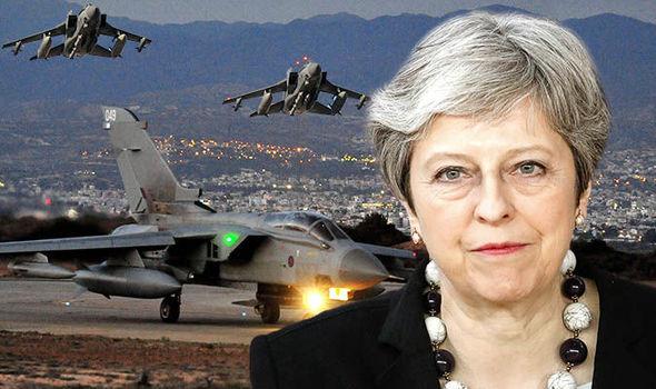 UK Syria conflict