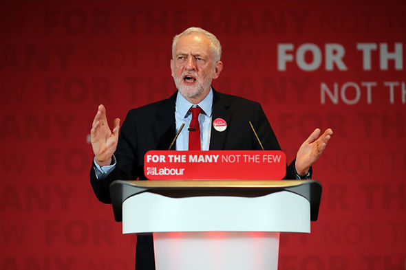 A leaked document revealed Labour leader Jeremy would revive visas for jobs for migrants