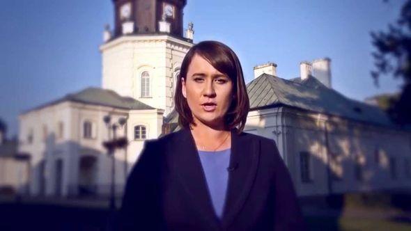 Polish MP Anna Marie Siarkowska