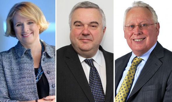 Vicky Ford, Oliver Heald and Bob Neil also voted with Labour to block Brexit