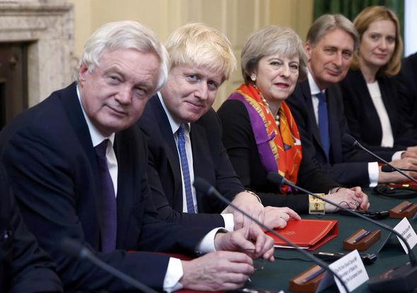 Leading Brexit politicians