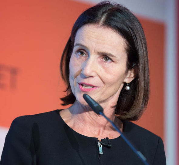CBI director-general Carolyn Fairbairn