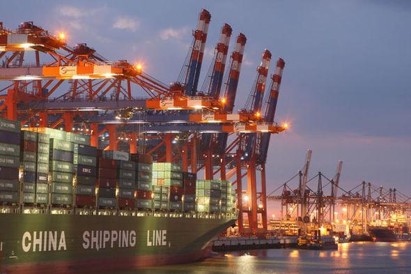 China port