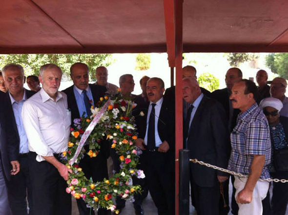 Jeremy 2  Jeremy Corbyn faces investigation over 'undeclared' Tunisia trip amid wreath laying row | Politics | News Jeremy 2 1460955