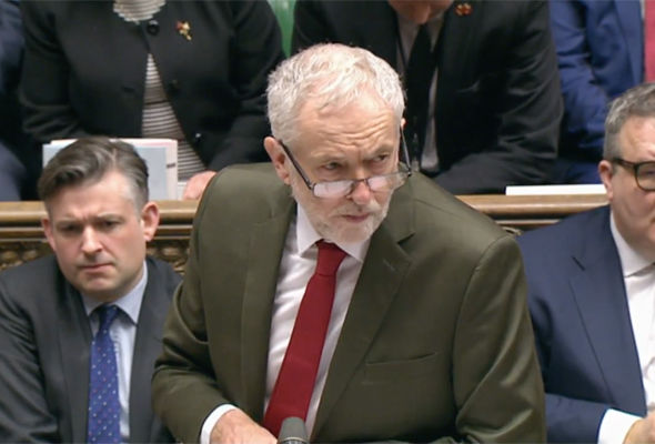 Jeremy Corbyn asked what the Government is doing to tackle overcrowding and waiting lists in the NHS