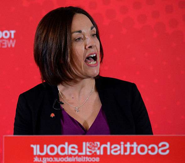 Kezia Dugdale insisted her party would refuse to strike any form of deal with the SNP