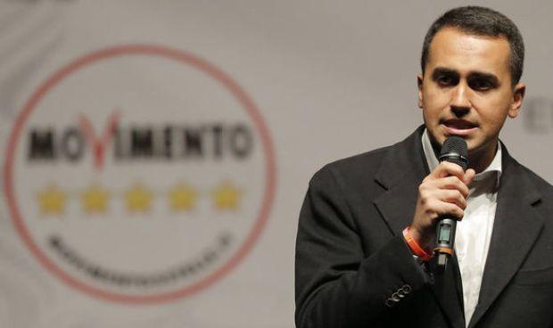 Luigi Di Maio, member of the Five Star Movement