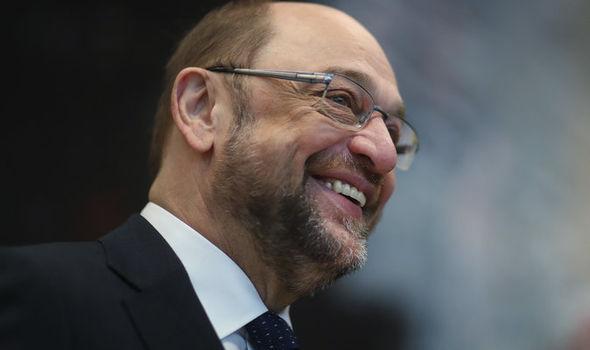 Former eurocrat Martin Schulz
