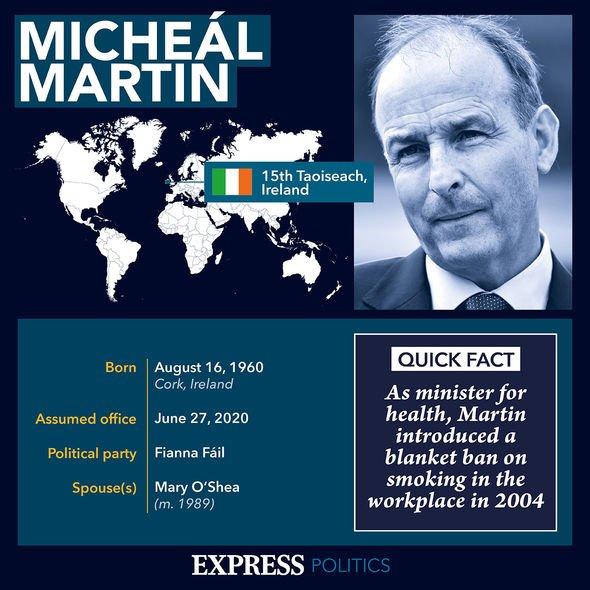 Micheal Martin