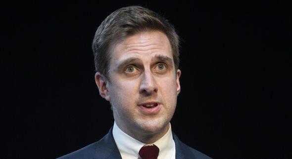Scottish Labour's finance spokesperson Daniel Johnson