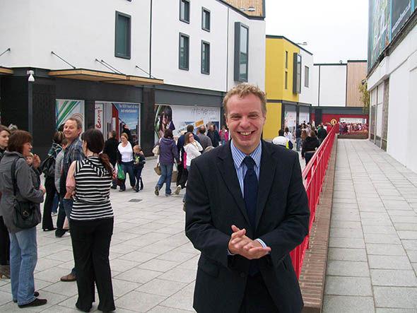 Stephen Gilbert a Liberal Democrat against Brexit