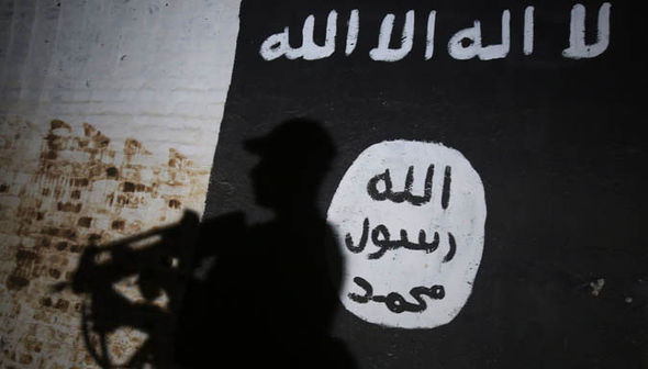 ISIS Islamic state flag