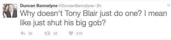 Duncan Bannantyne