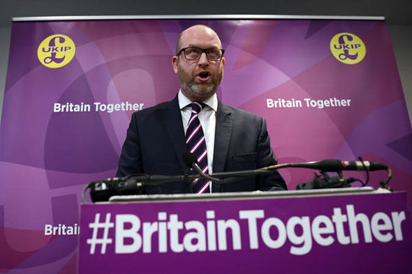 Ukip manifesto terrorism ISIS Paul Nuttall Manchester bombing General Election 2017