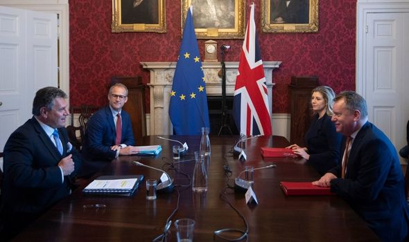 brexit uk eu northern ireland protocol
