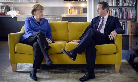 f EU renegotiation with Merkel