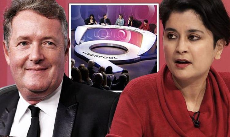 "BBC Question Time: Piers Morgan congratulates guest QT for refusing to play ""woke"" | Politics | news"