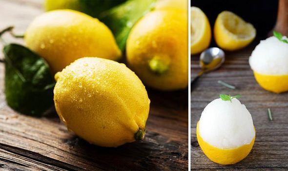 Can you freeze lemons: Lemons