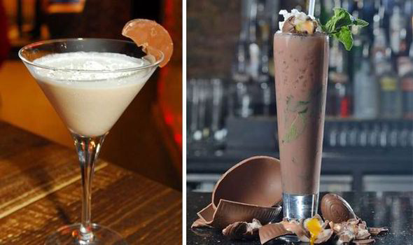 First There Was The Creme Egg Mojito Now Try The Chocolate