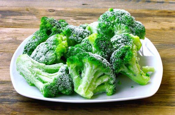 Can you freeze broccoli: Freezer broccoli