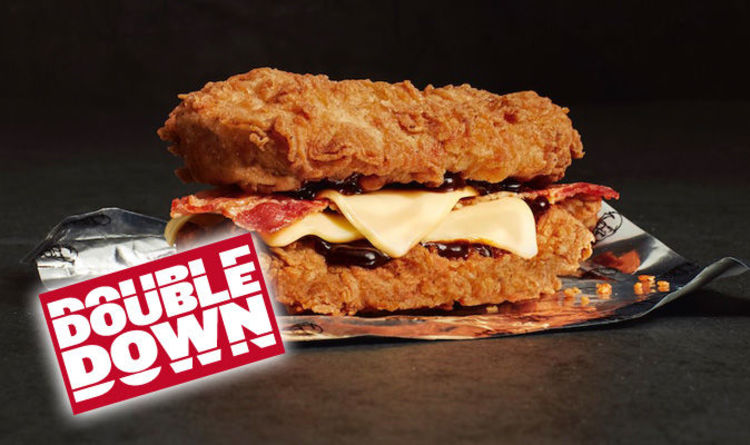 Kfc Menu Items Fast Food