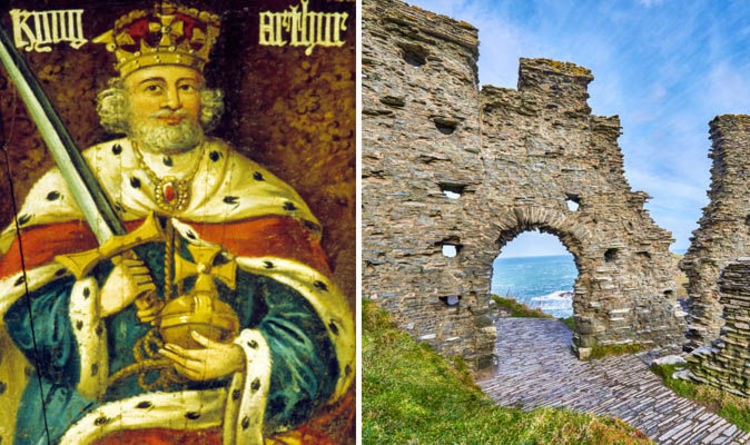 What Is King Arthur's Castle Called