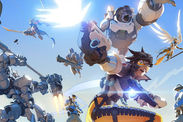 Overwatch characters Bastion Blizzard