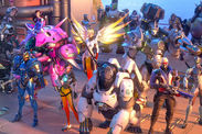 Overwatch news Blizzard cheaters warning mouse keyboard bans