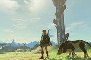 Legend of Zelda Breath of the Wild gold Nintendo Switch sequel news