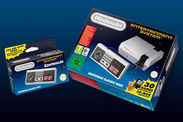 Nintendo Classic Mini NES SNES games Tesco Direct Smyths UK