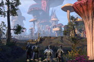 Elder Scrolls Online Morrowind gameplay trailer ESO screenshots