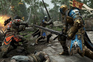 For Honor DLC characters Ubisoft Centurion Ninja PS4 Xbox One