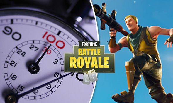Fortnite Time Trials Secret Battle Star Loading Screen And All Week