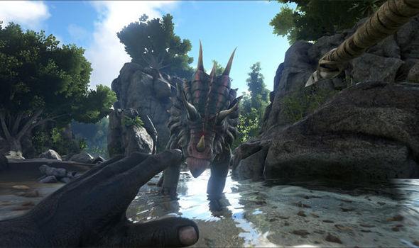 ARK Survival Evolved PS4 update Studio Wildcard Xbox One