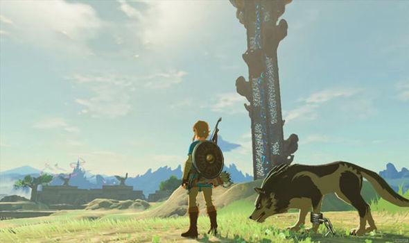 Legend of Zelda Breath of the Wild Nintendo Switch secrets release date