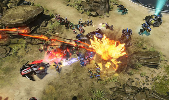Halo Wars 2 Beta Xbox One and Windows 10 release date