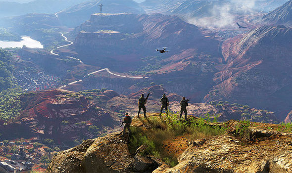 Ghost Recon Wildlands beta Pre-loading dates times PS4 Xbox One