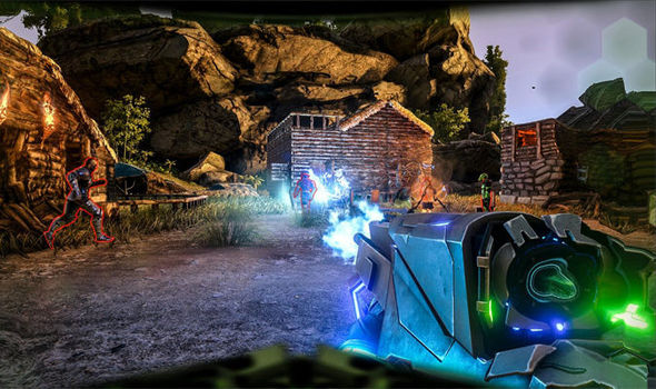 ARK Survival Evolved PS4 Update Xbox One Studio Wildcard