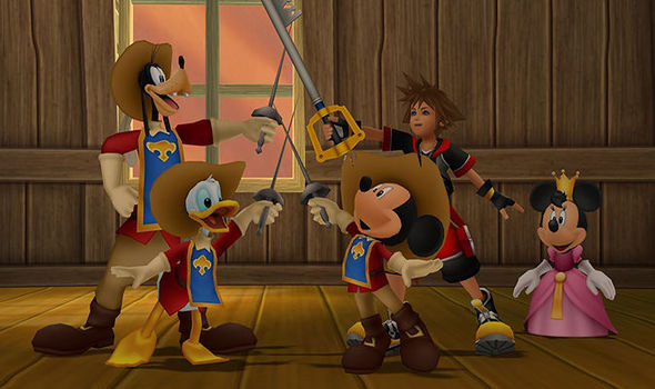 Kingdom Hearts HD 2.8 Final Chapter Prologue Review PS4