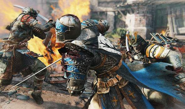 For Honor beta start times Pre-load Ubisoft open beta