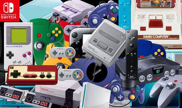 Nintendo Classic NES Nt Mini