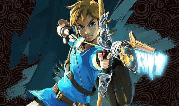 Legend of Zelda Breath of the Wild Nintendo news timeline Switch launch title