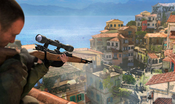 Sniper Elite 4 review Rebellion WWII shooter release date