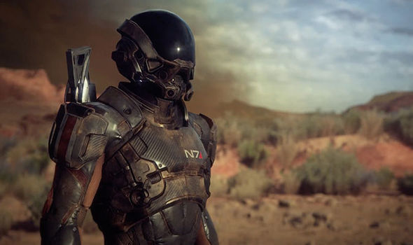 Mass Effect Andromeda news BioWare exploration world size