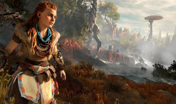 Horizon Zero Dawn 1.03 PS4 update