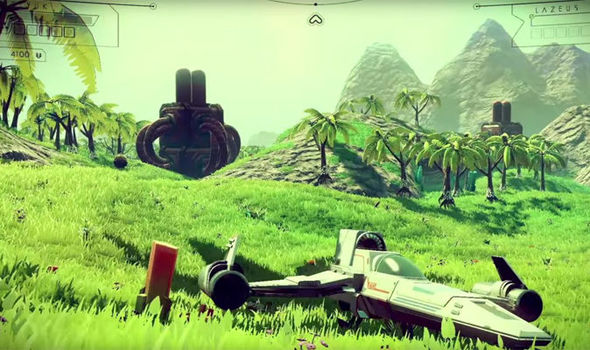 No Man's Sky update PC PS4 Hello Games